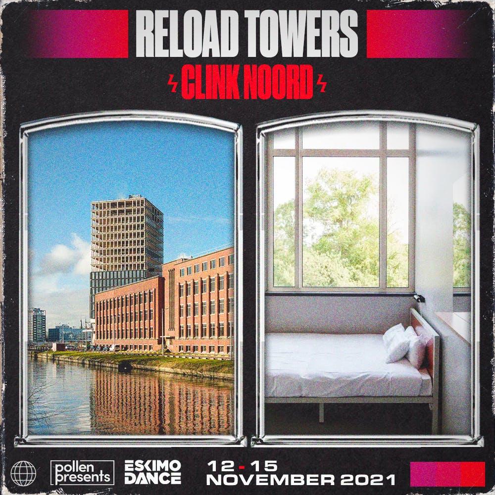 Reload towers - ClinkNoord
