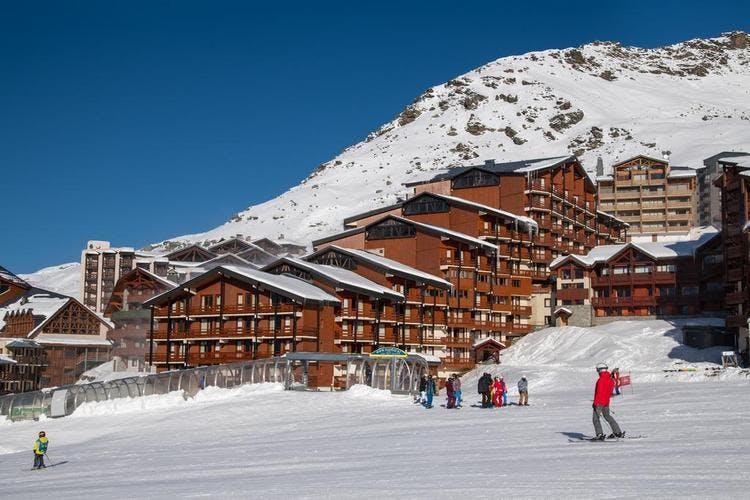 Cheval Blanc ski slope