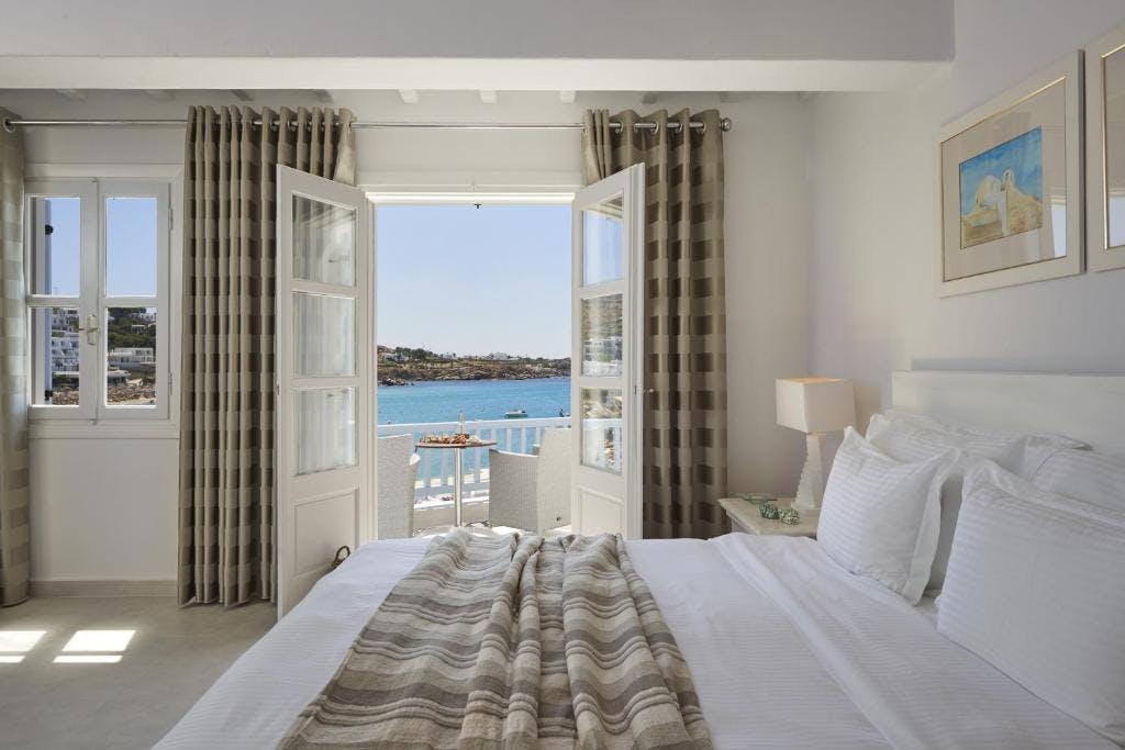 Petinos Beach Hotel Room