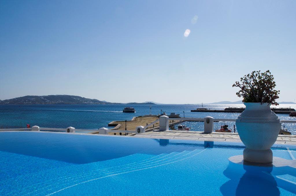 Olia Hotel Pool
