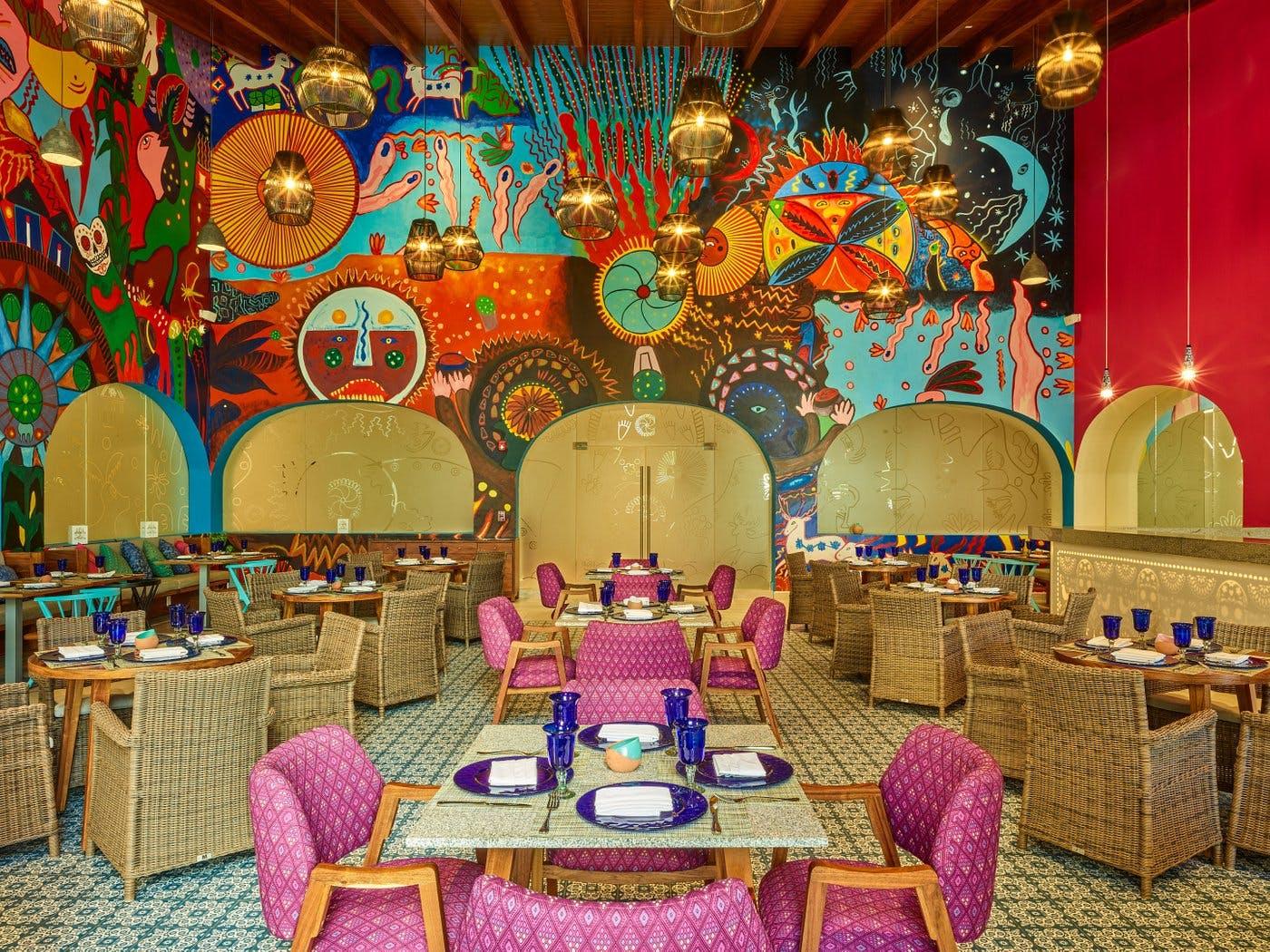 Fiesta Americana Condesa Cancun bar