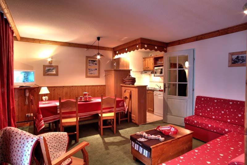 Cheval Blanc living room