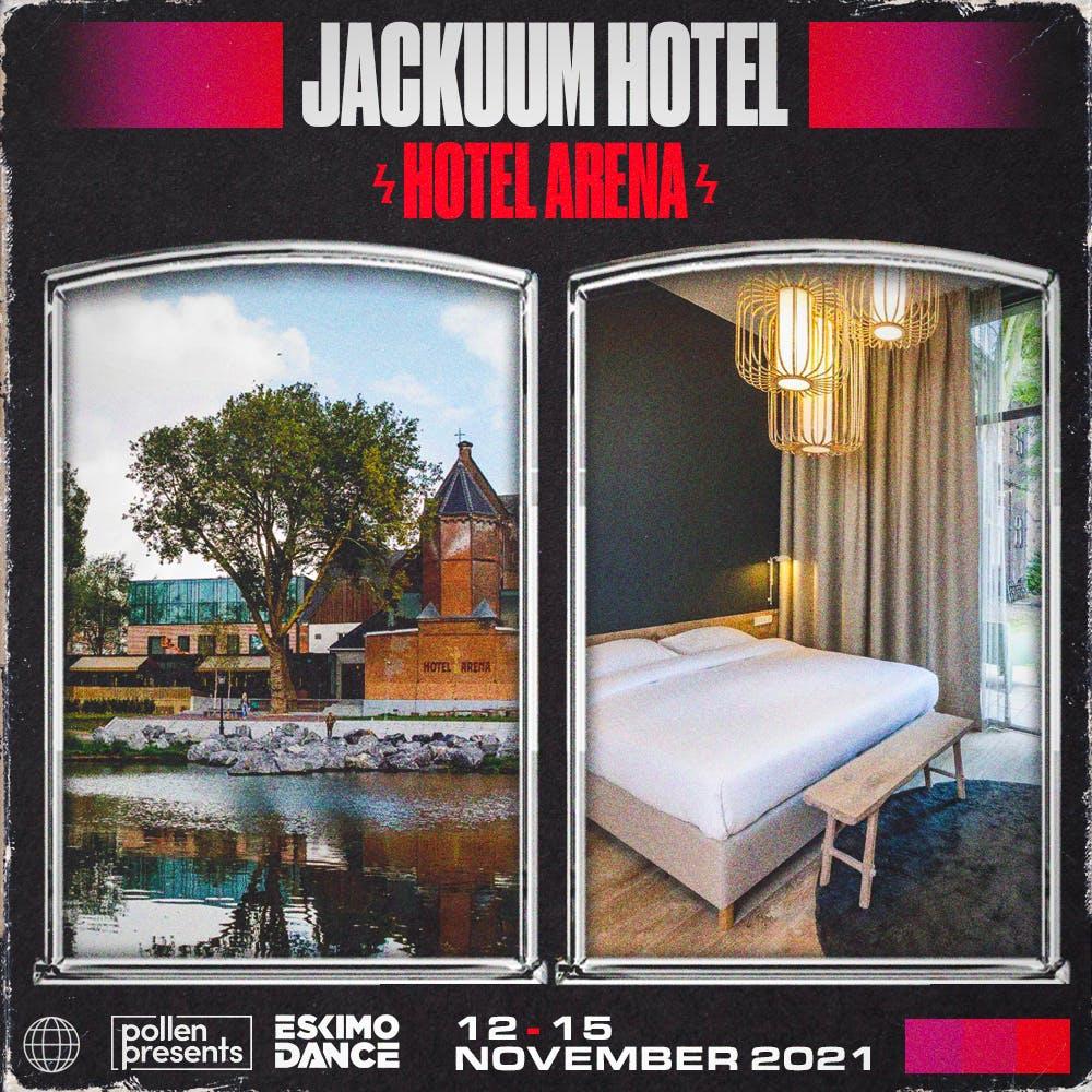 Jackuum Hotel - Hotel Arena