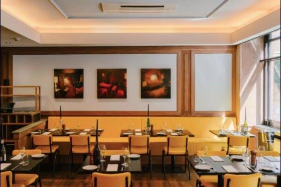 Eden hotel restaurant