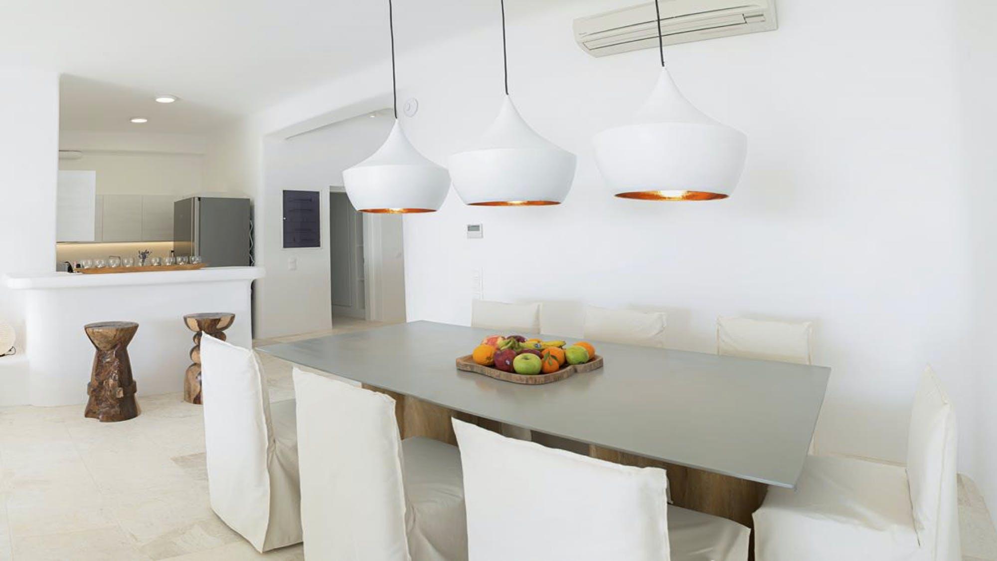 Villa ciel kitchen
