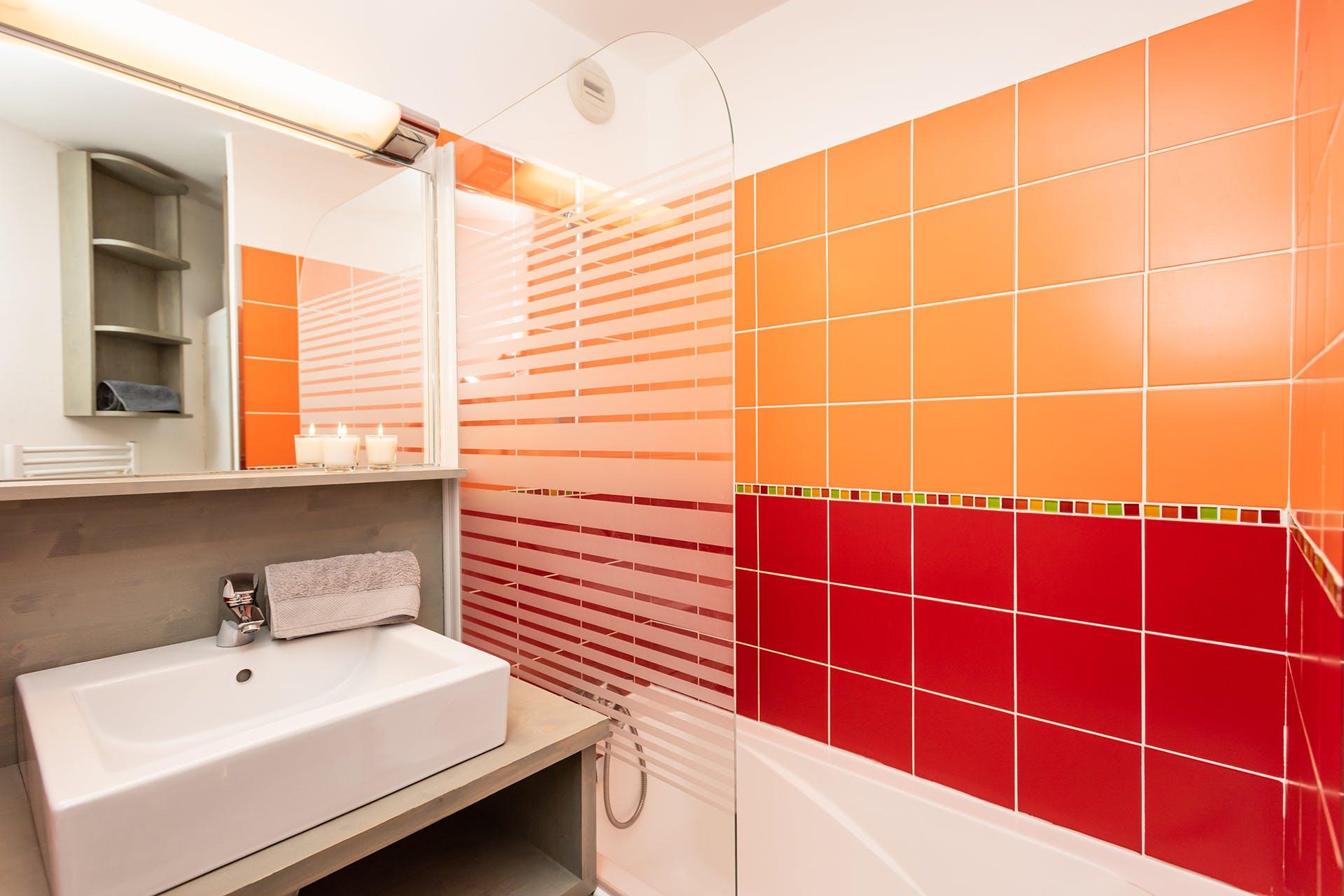 Résidence Le Chamois D'Or bathroom