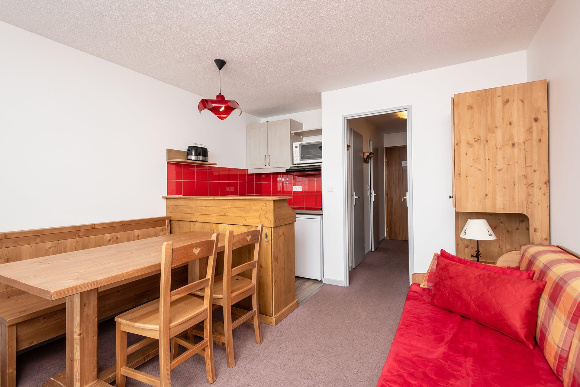 Résidence Le Chamois D'Or apartment