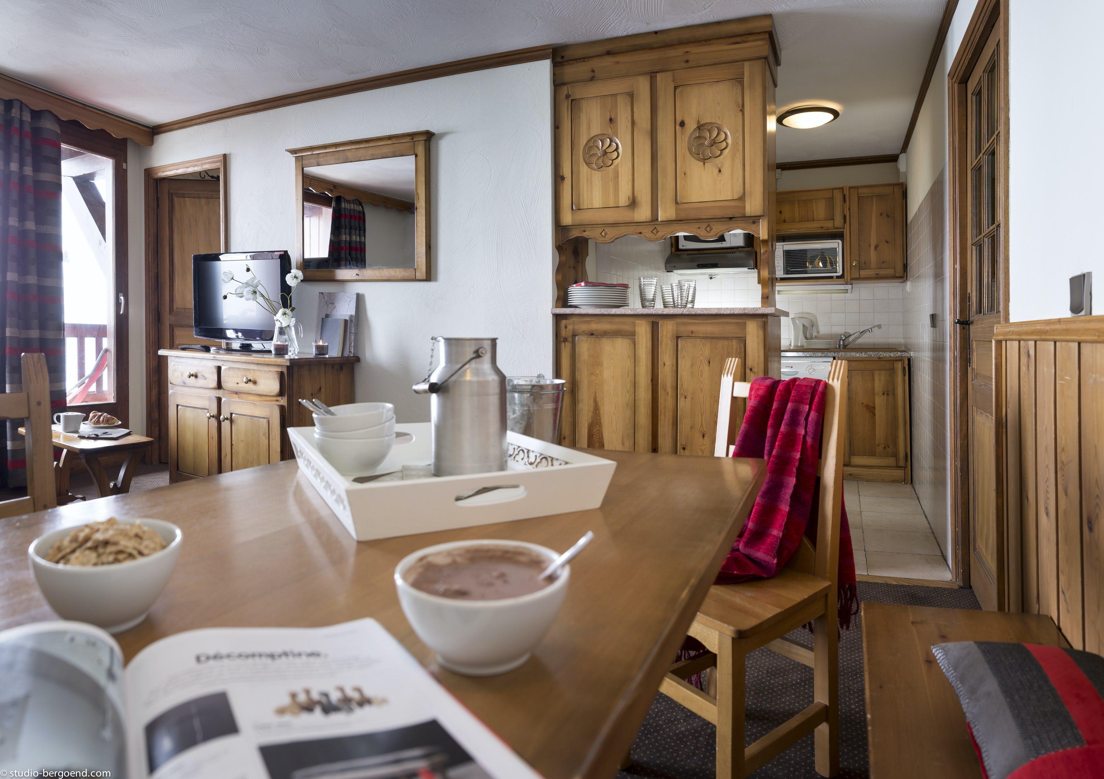Residence Village Montana room