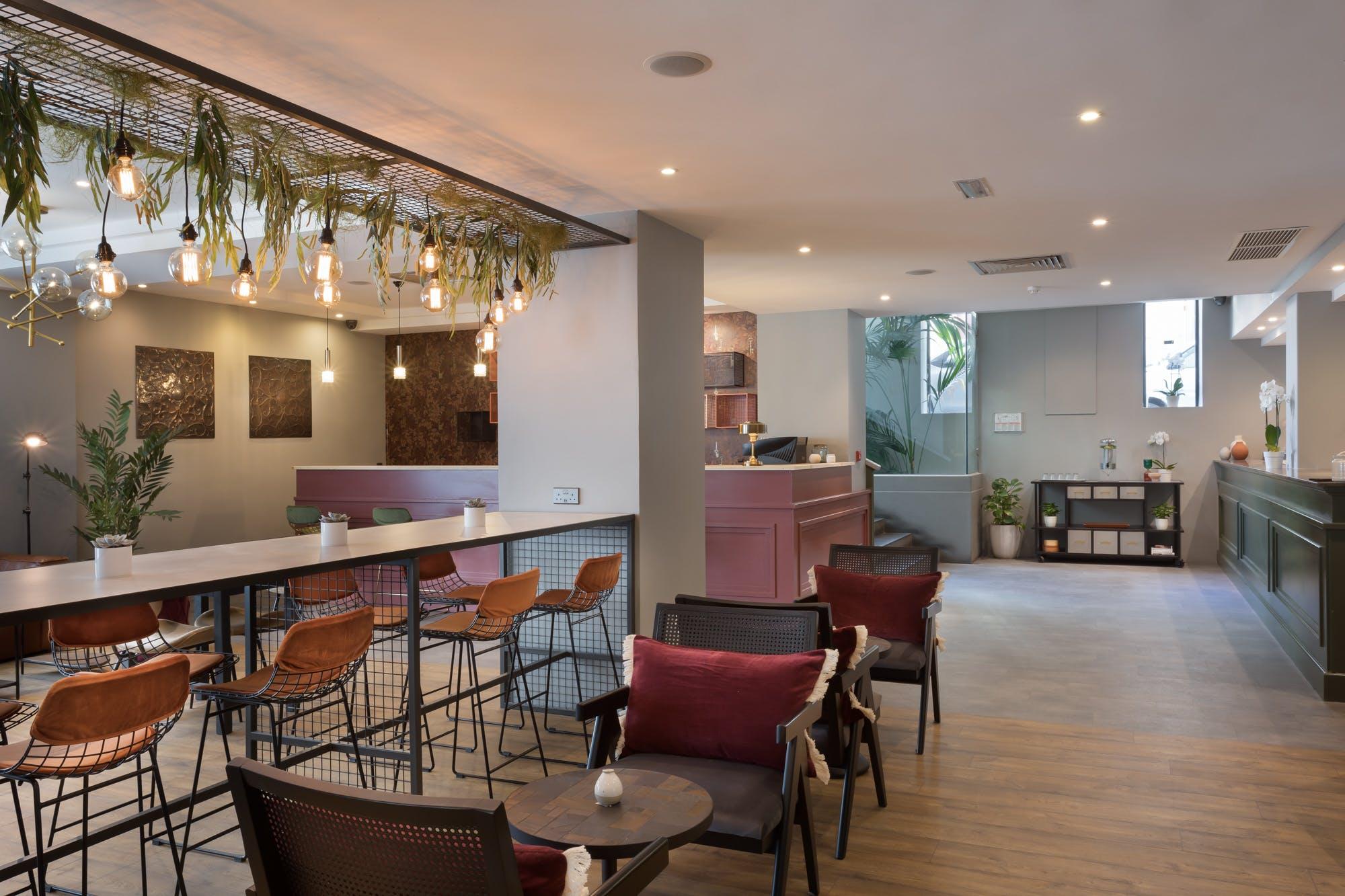 Hotel Argento bar