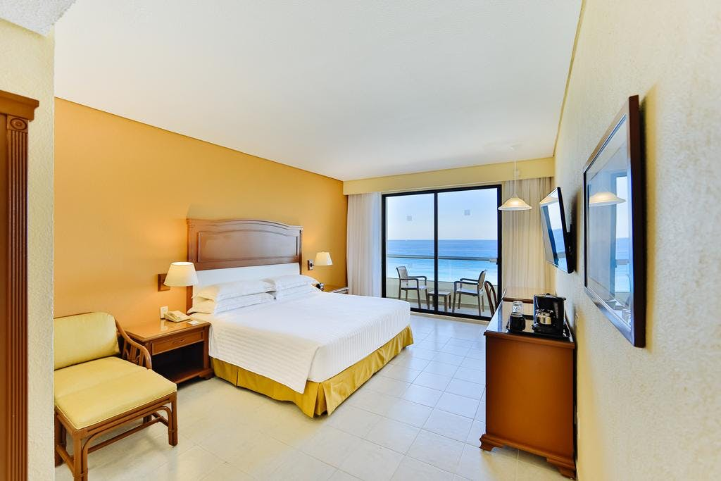 Occidental Tucancun bedroom