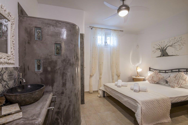 Villa Sun Bedroom