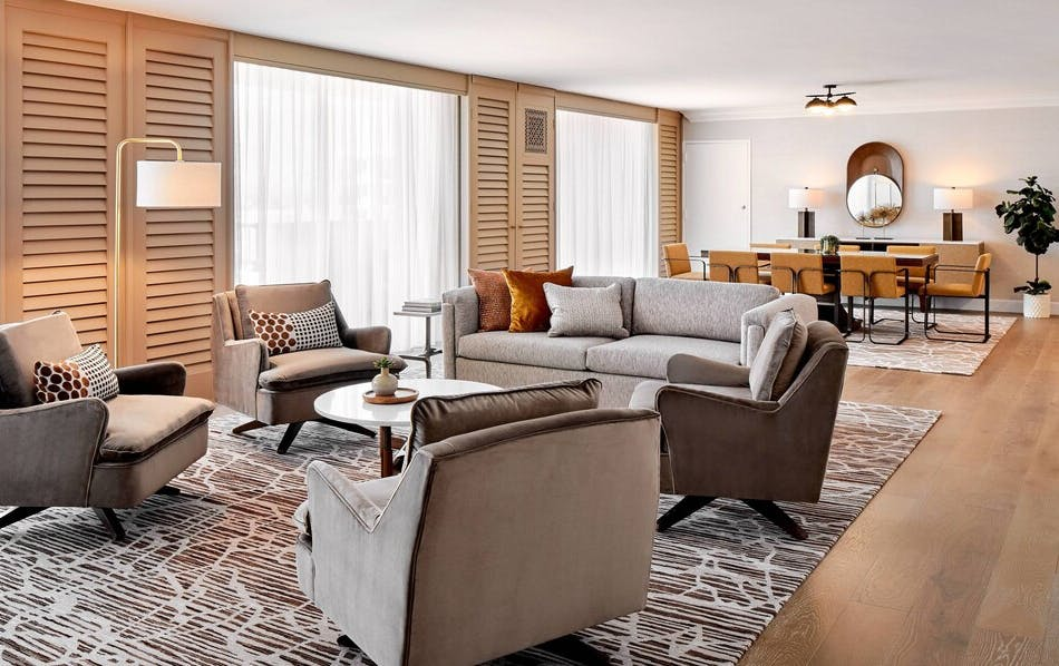 JW Marriott Vice Presidential Suite