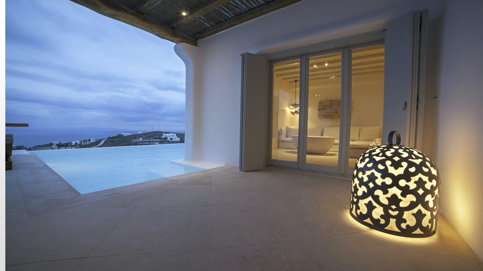 Villa Blue Pool
