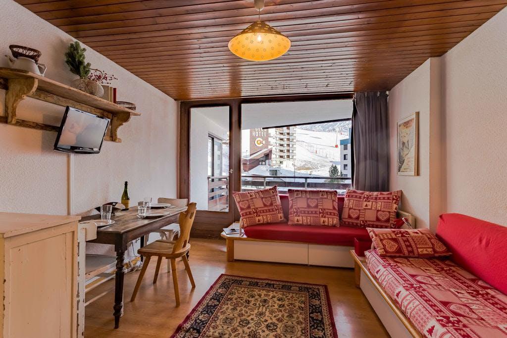 Pierre & Vacances Le Schuss apartment 2
