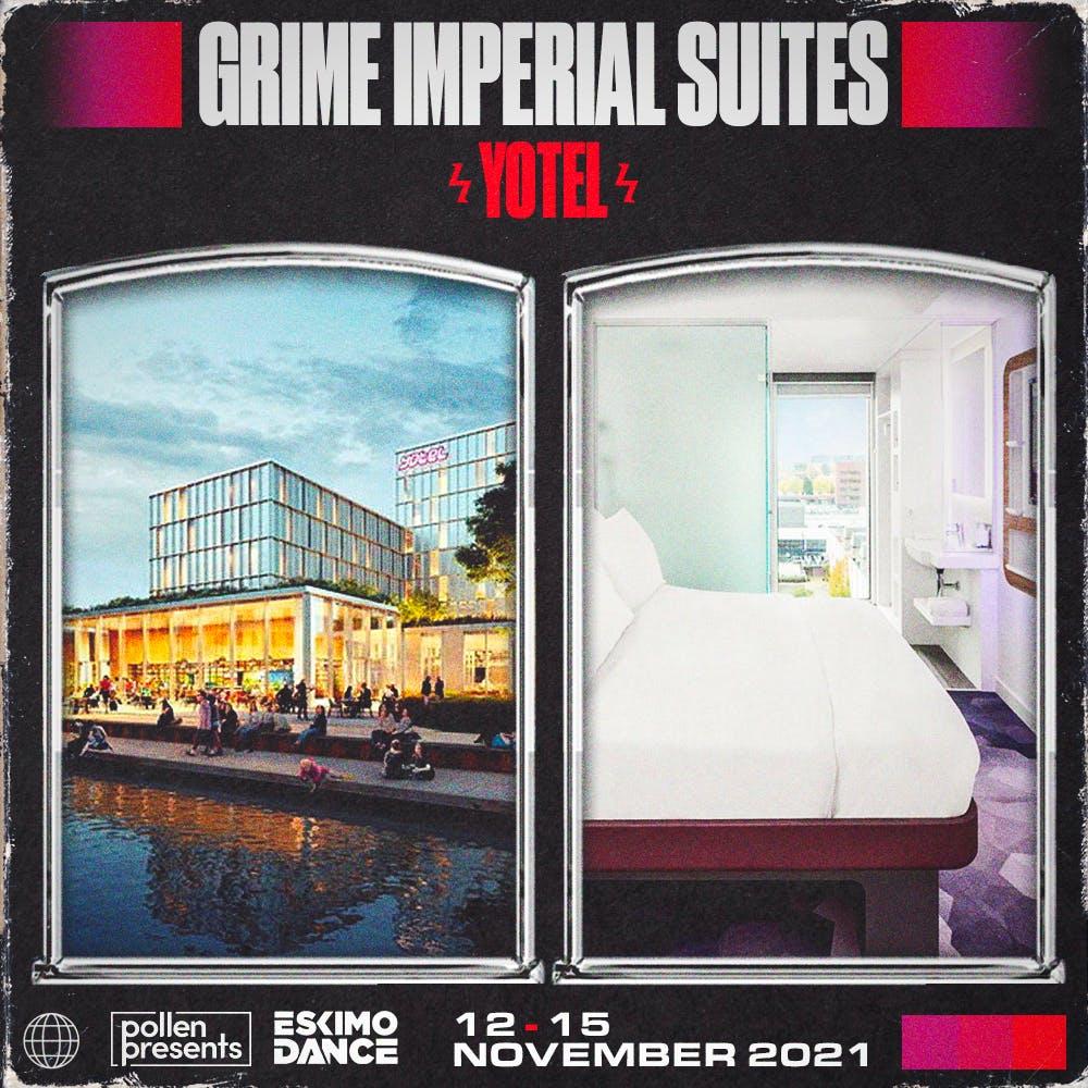 Grime Imperial Suites - Yotel