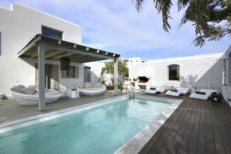 Villa Dafne Pool