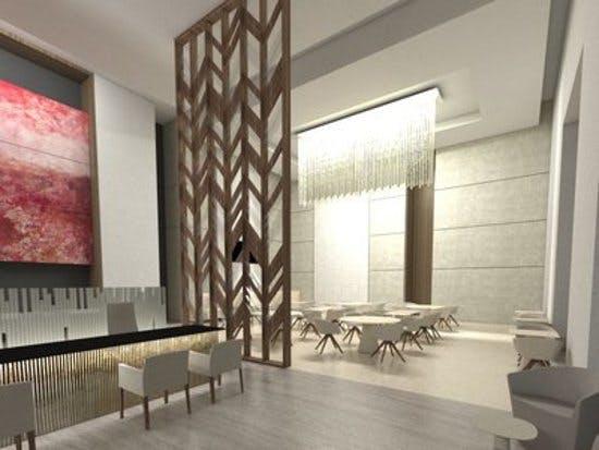 barcelo maya riviera lounge