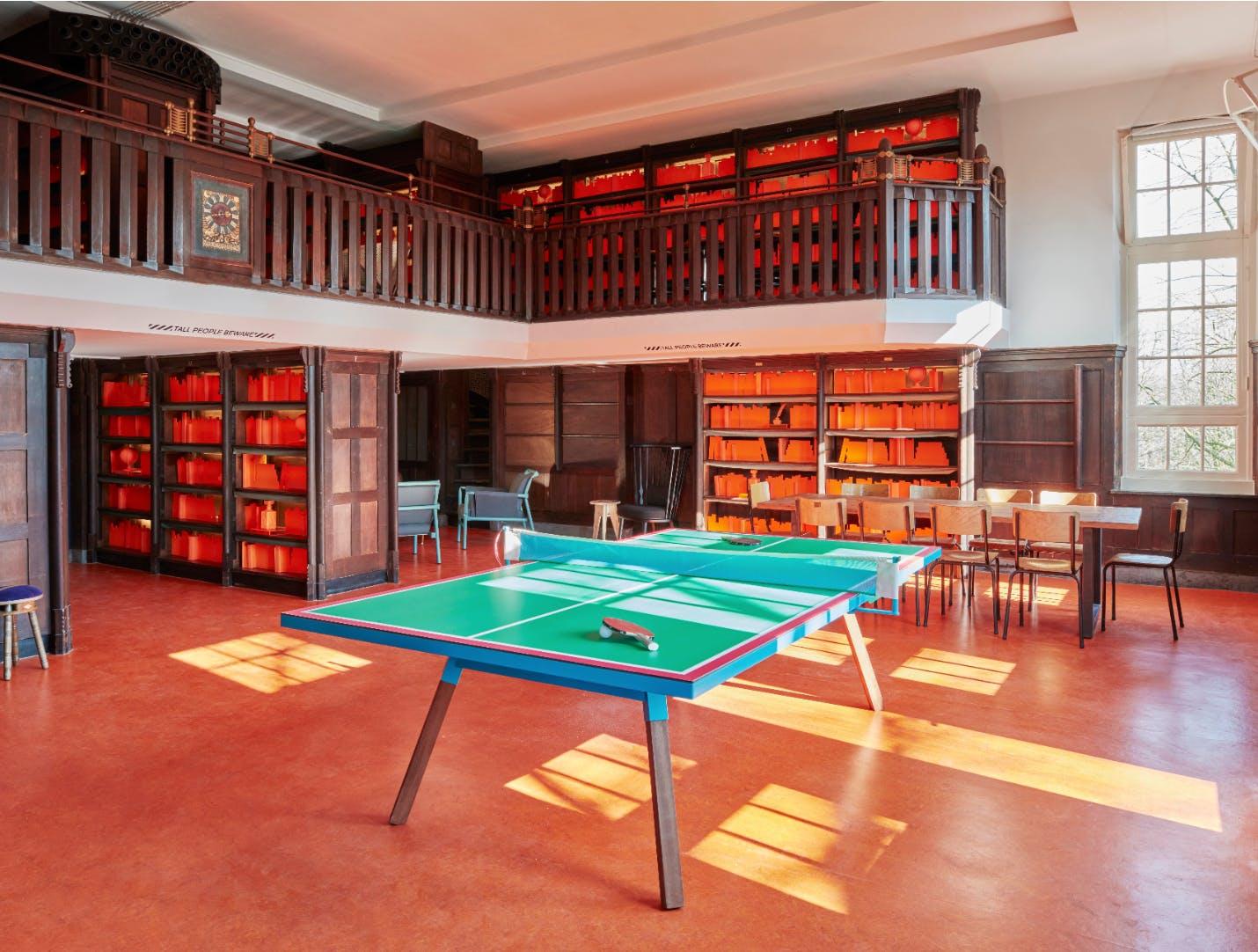 Generator Amsterdam games room