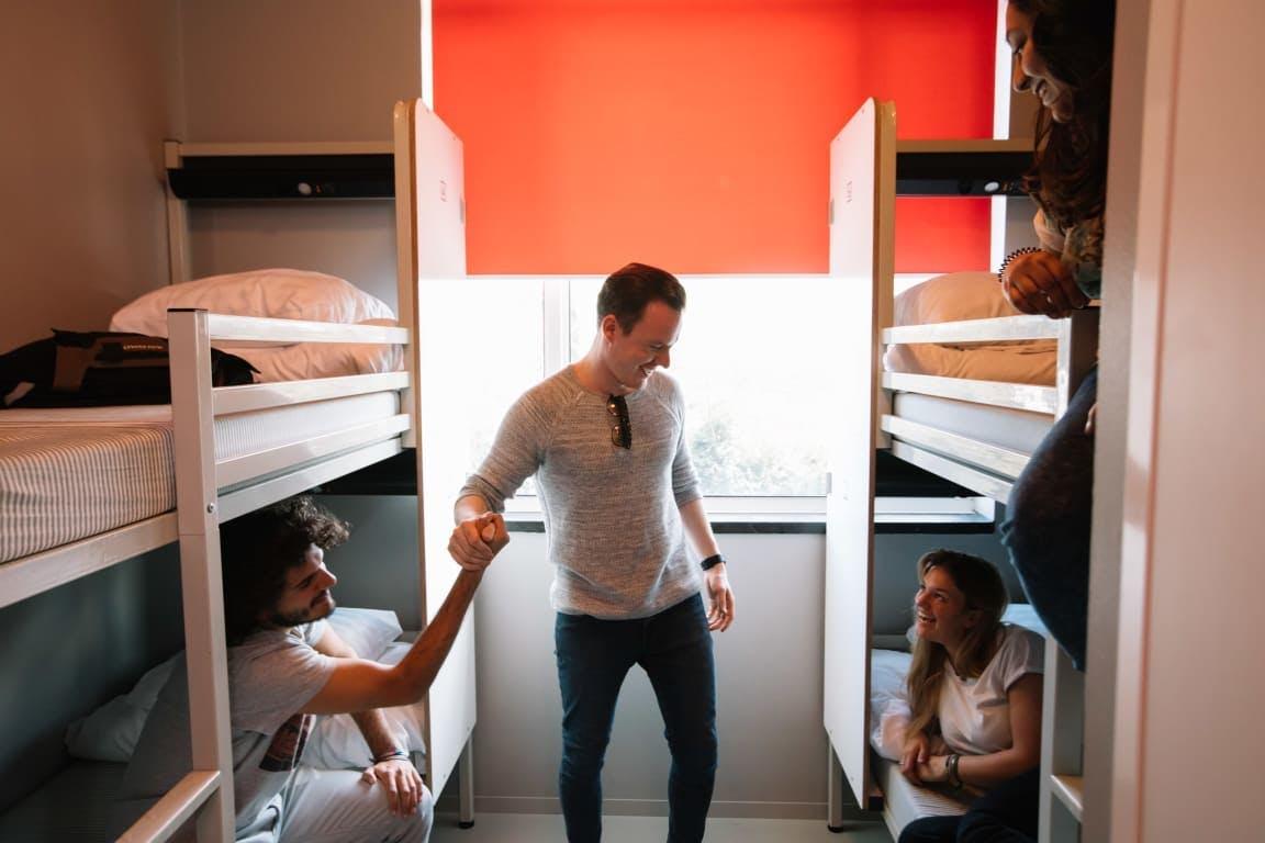 ClinkNOORD dorm