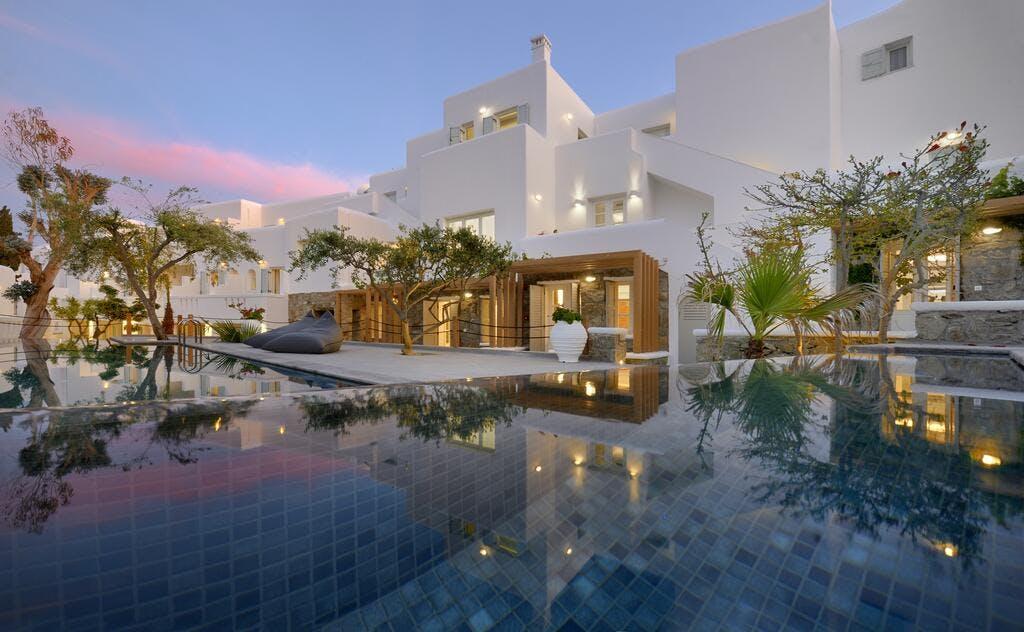 Petinos Hotel Pool