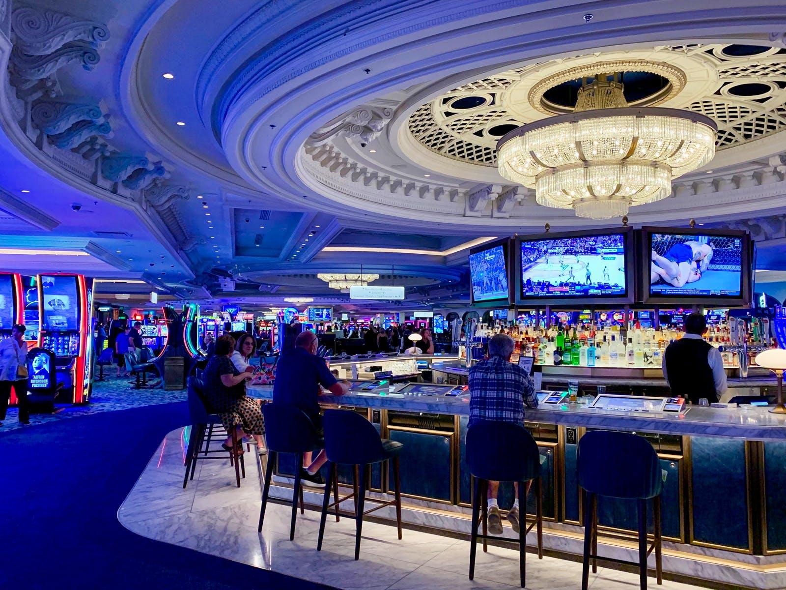 Park MGM casino