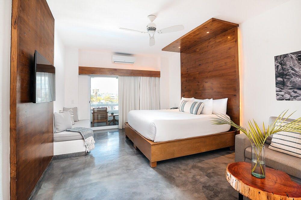 bahia hotel room
