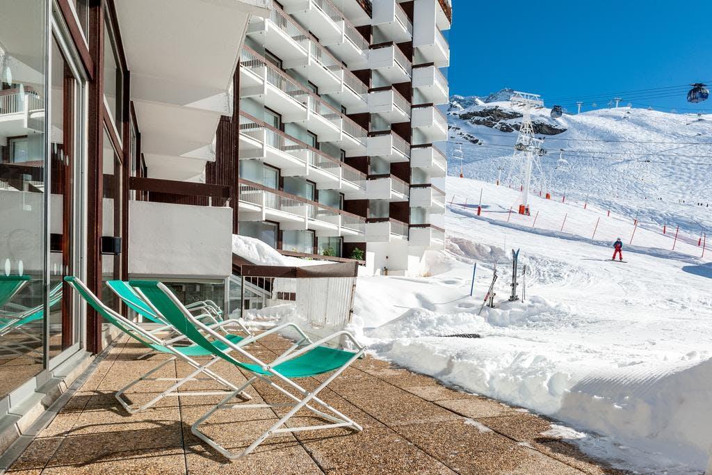 Pierre & Vacances Le Gypaète terrace