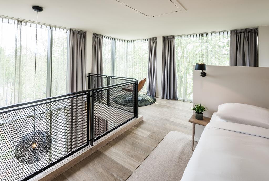 Hotel Arena bedroom