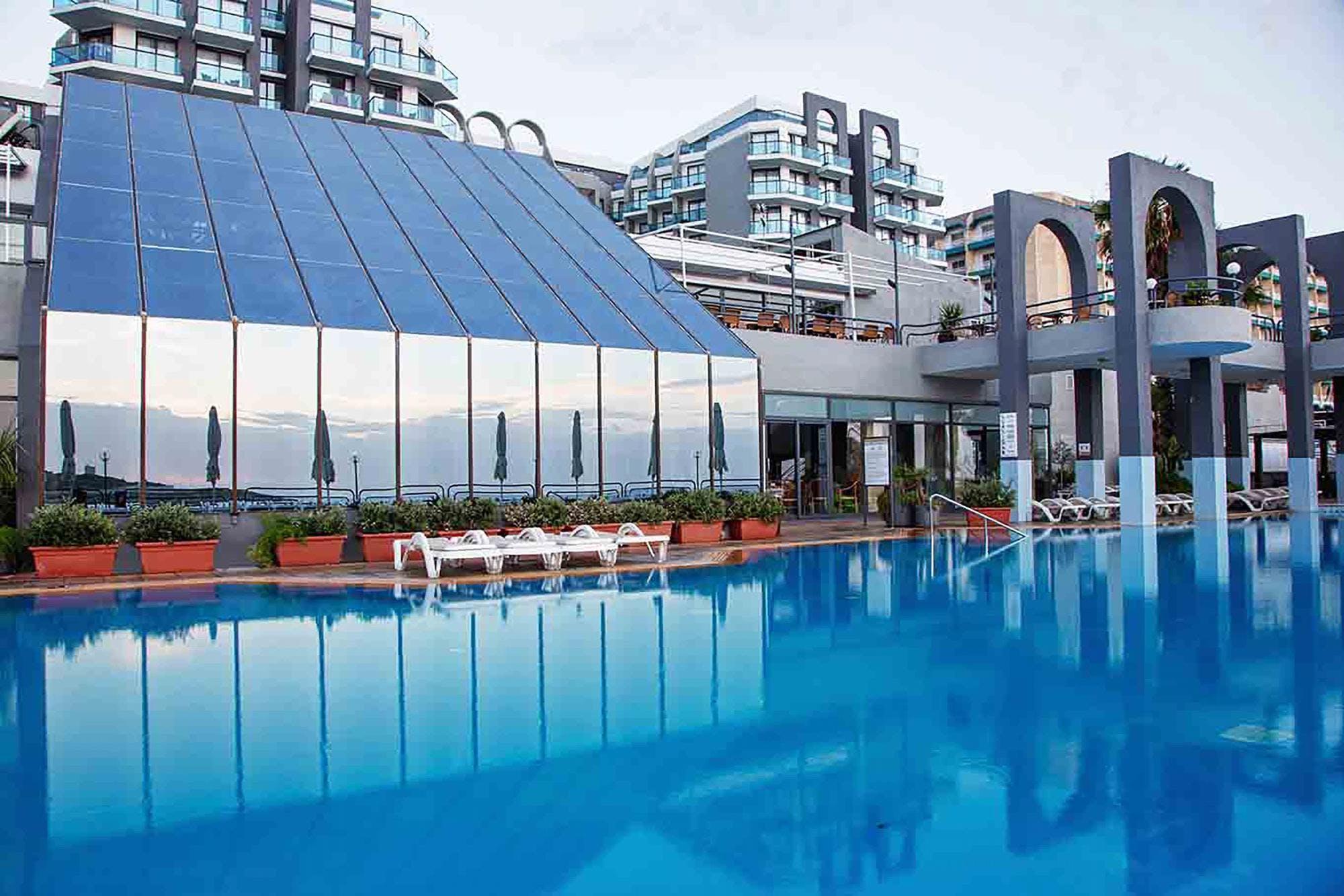 AX: Seashells resort at suncrest pool