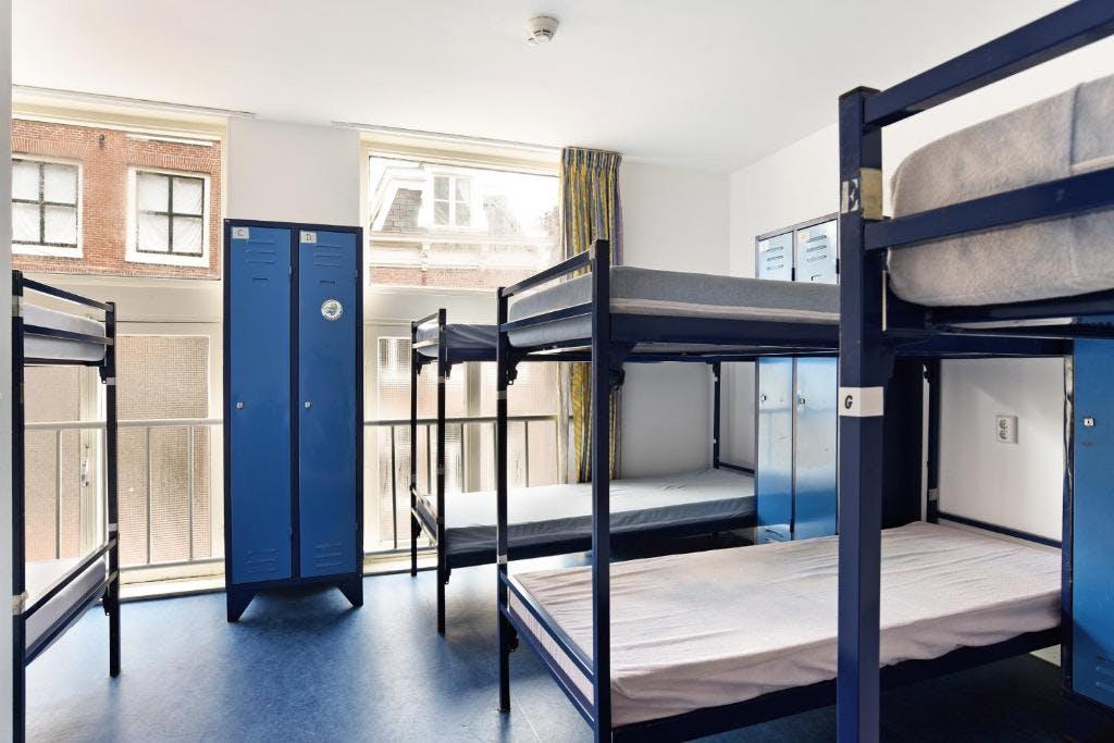 Hans Brinker dorm