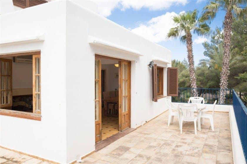 Ibiza Villas 2000 terrace