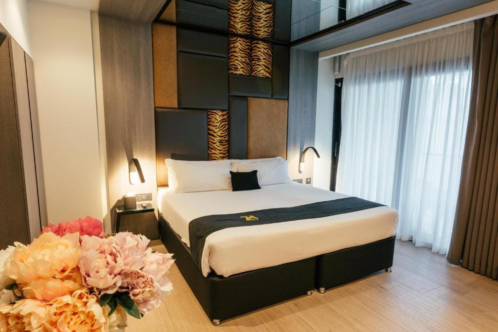 Hugo's Boutique Hotel room