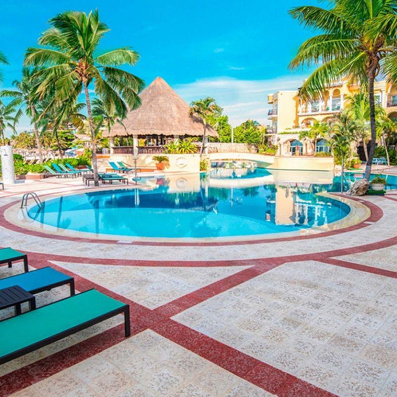 Panama Jack Resorts pool