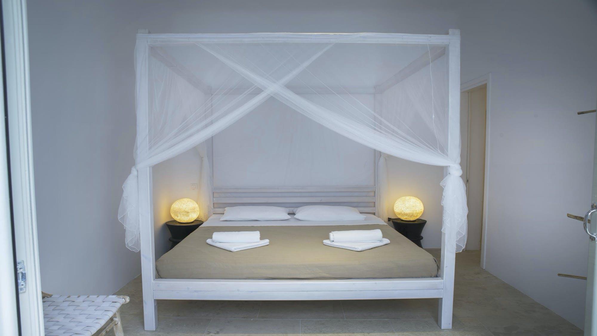 Villa Blue Bedroom