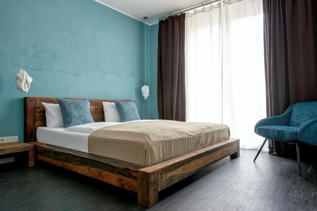 Takeover Hotel - Almodovar room