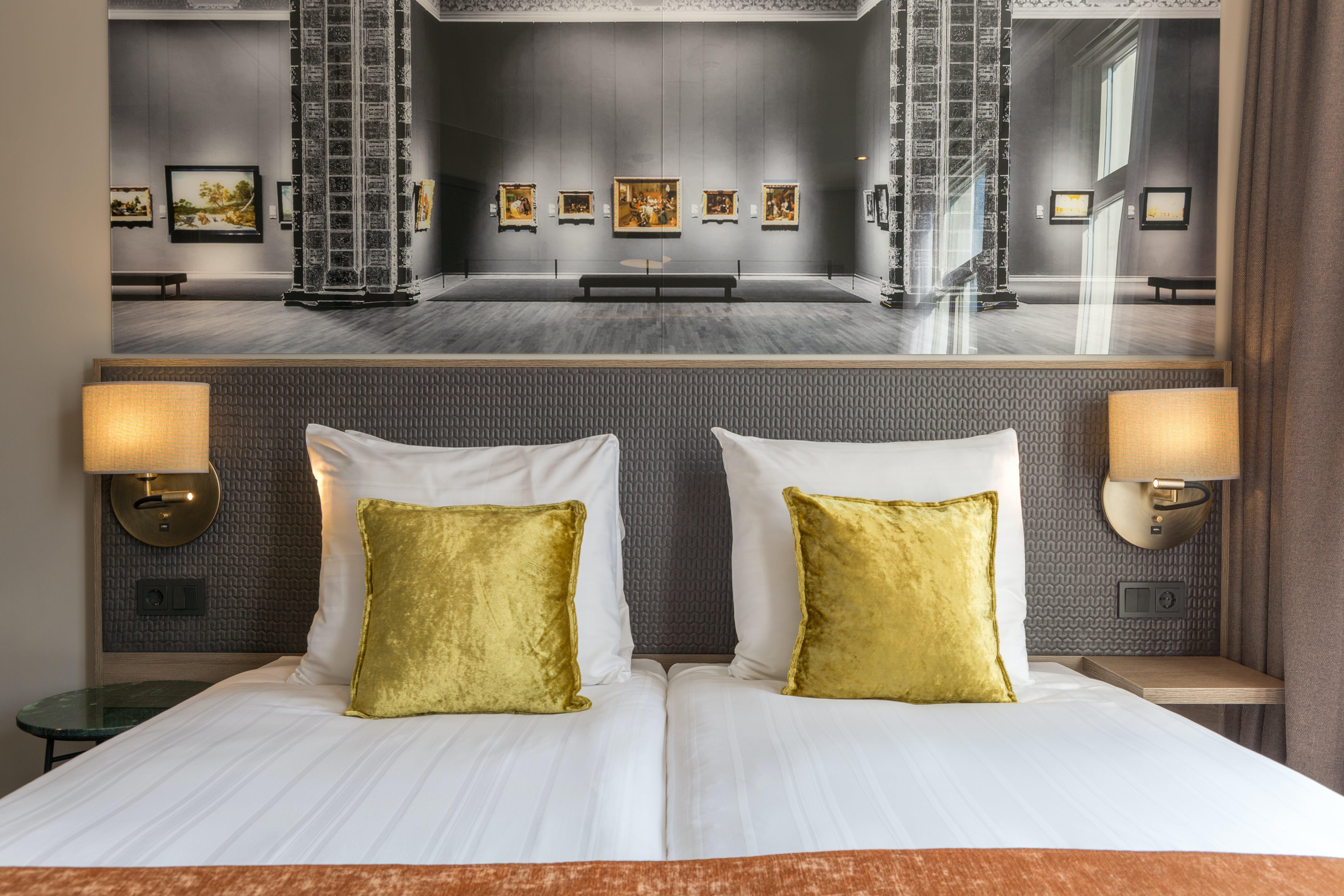 Leonardo Boutique Museumhotel room