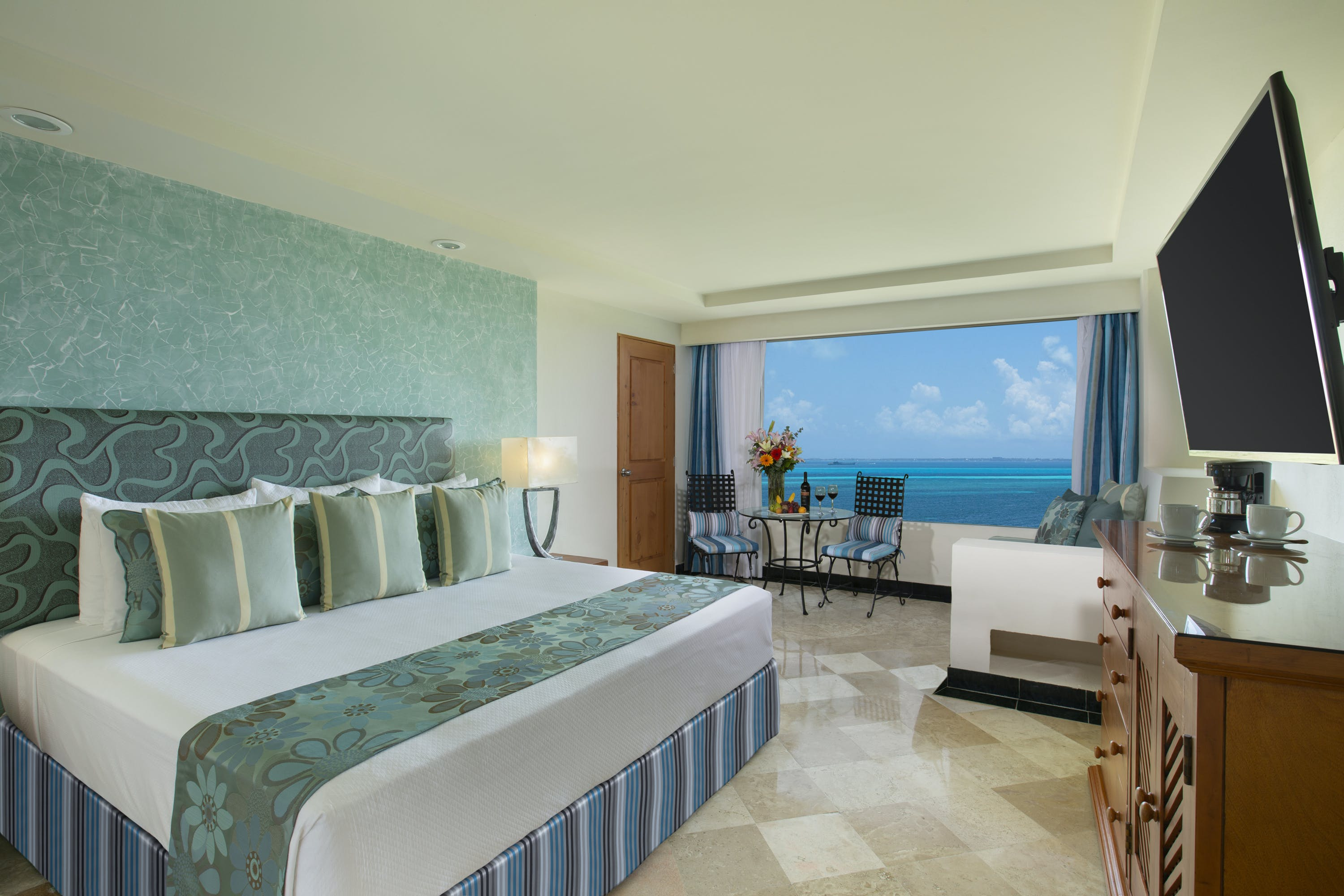 Grand Oasis Cancún Sens Rooms