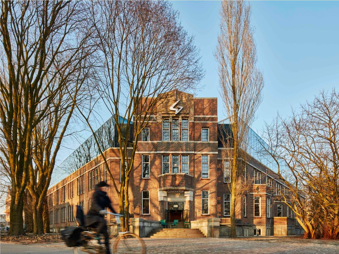 Generator Amsterdam street view