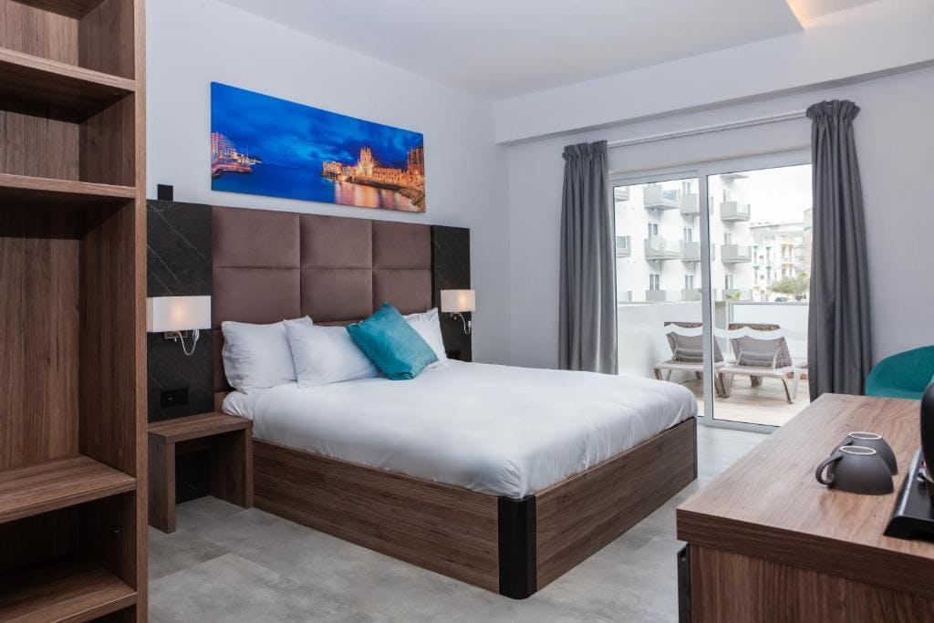 Bora Bora Ibiza Beach Resort room