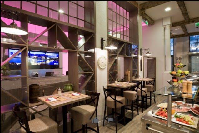 Estilo Fashion Hotel restaurant