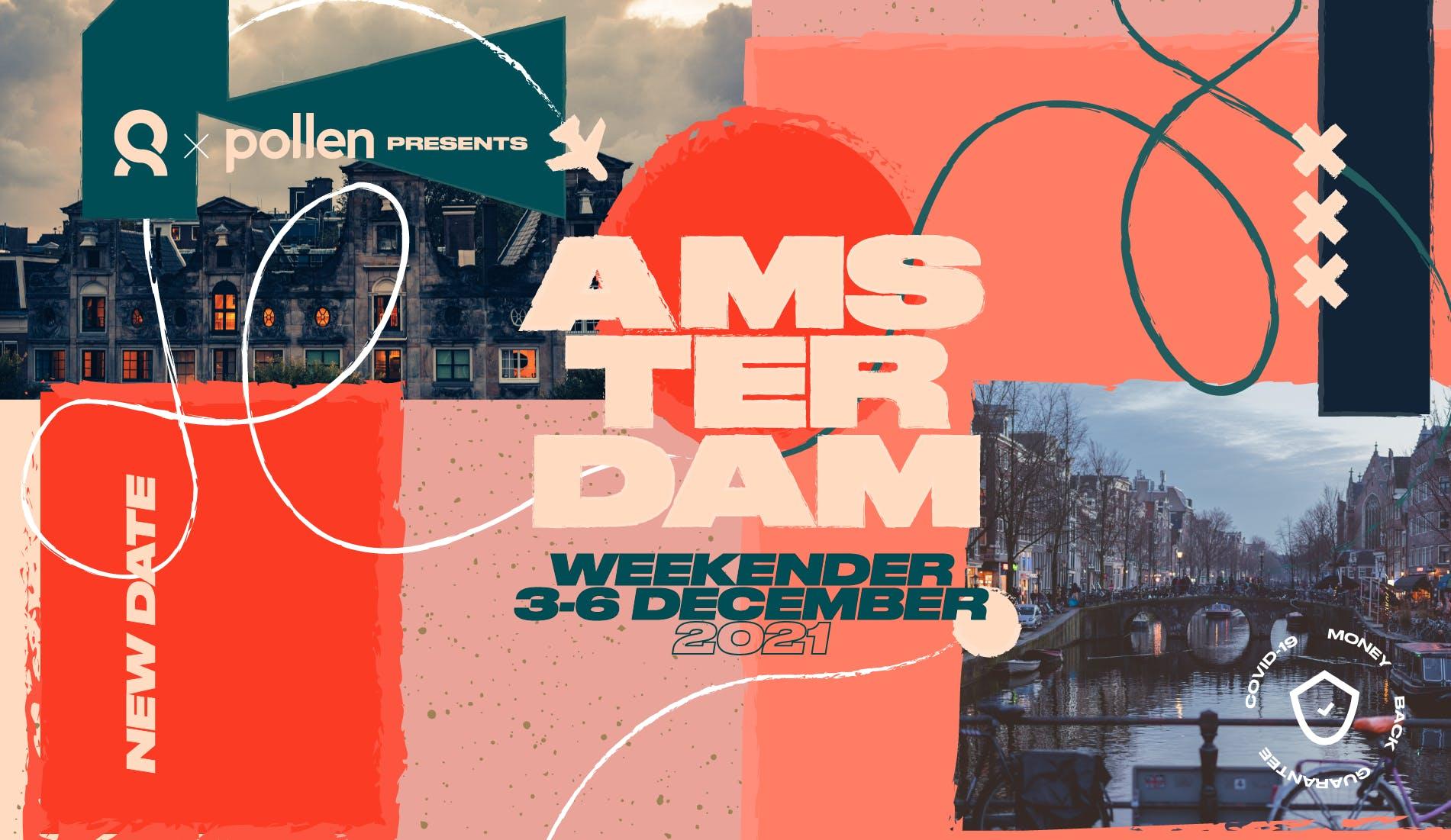 District 8 Amsterdam promo poster