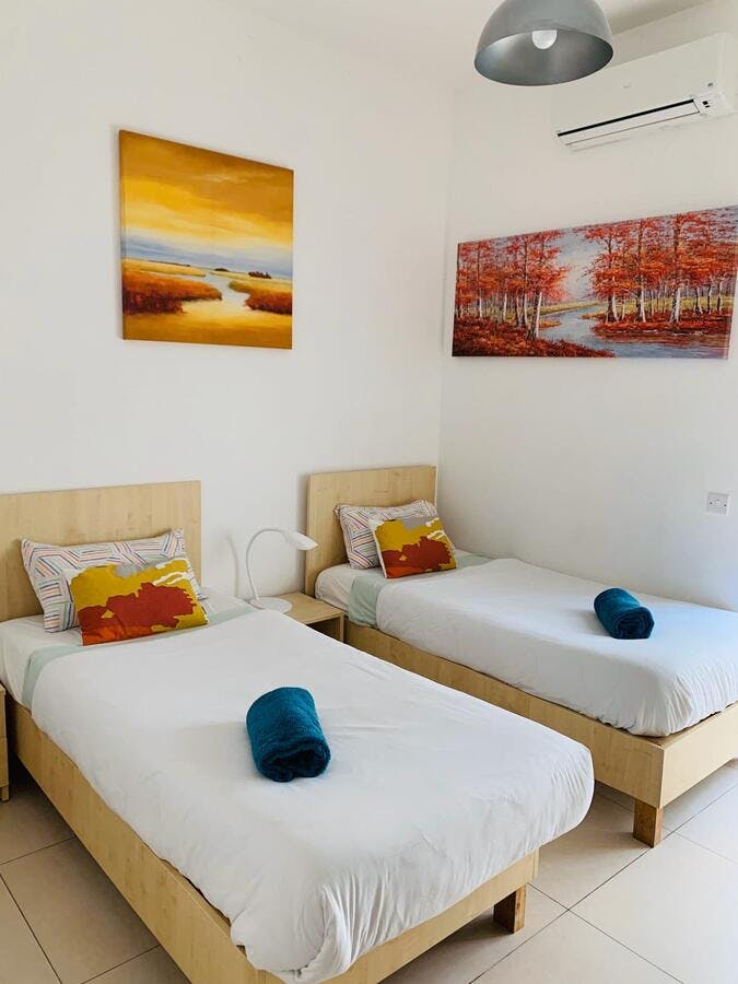 Hostel Malti room