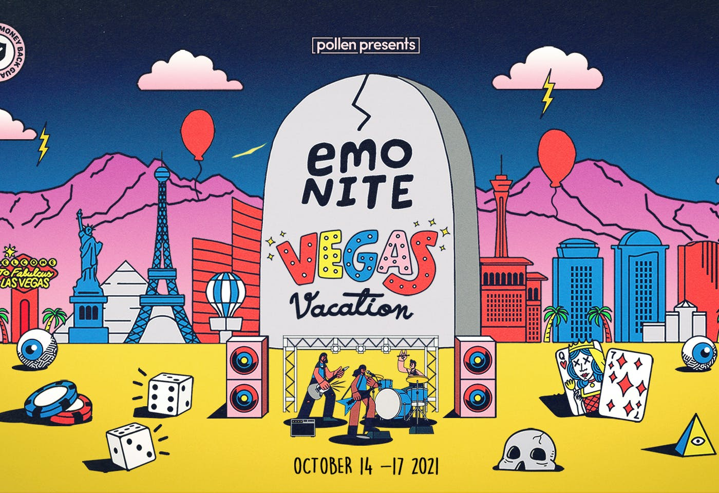 emo nite party pass