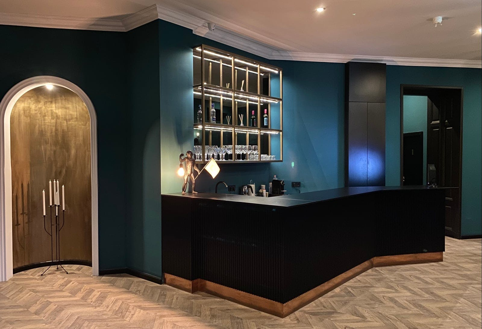 Hotel Rumor bar