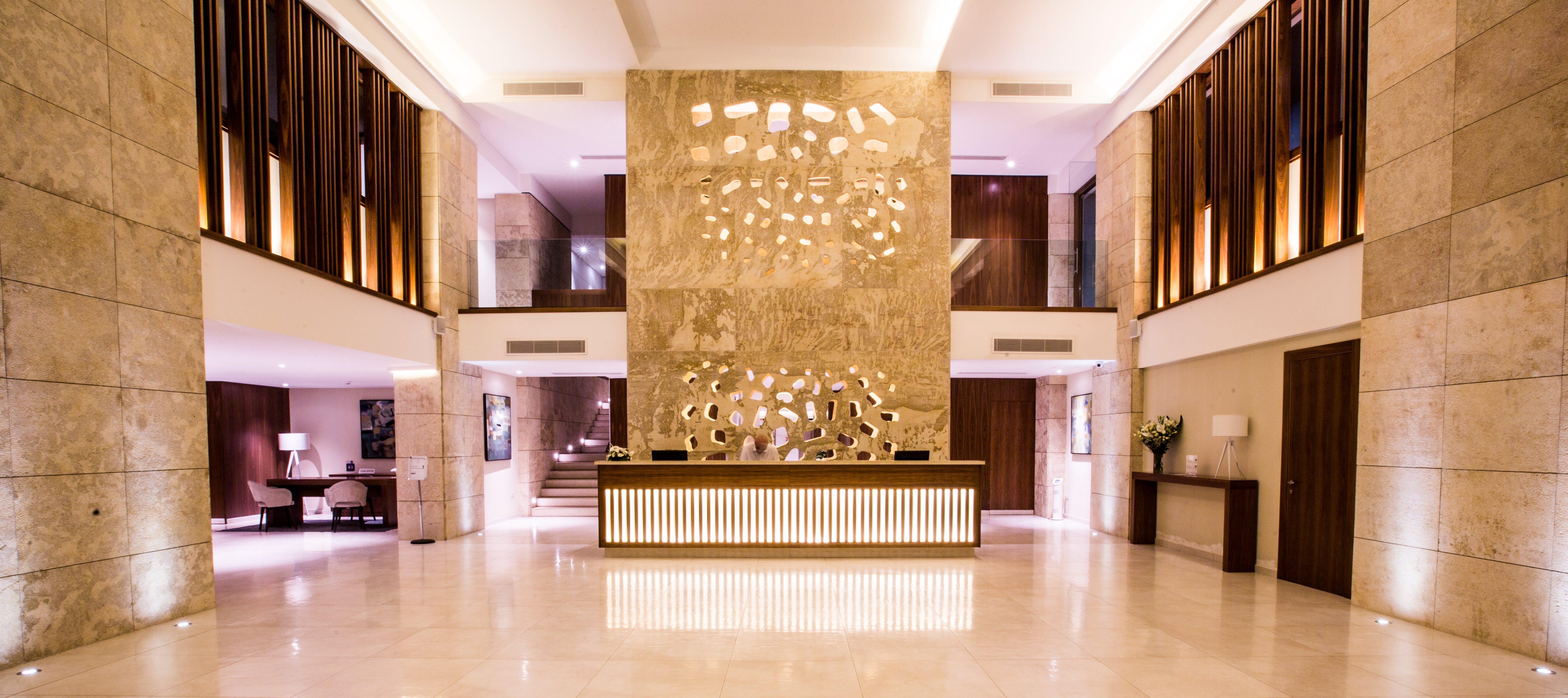 salini resort lobby