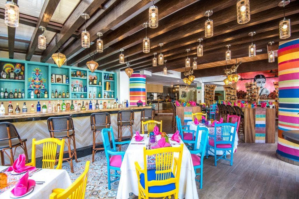 Panama Jack Resorts bar