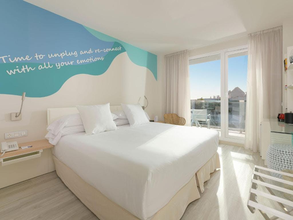 Amare beach bedroom