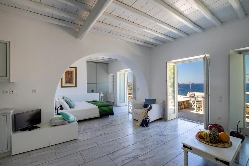 Olia Hotel Bedroom