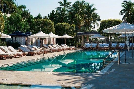 Nautilus Miami South Beach hotel pool