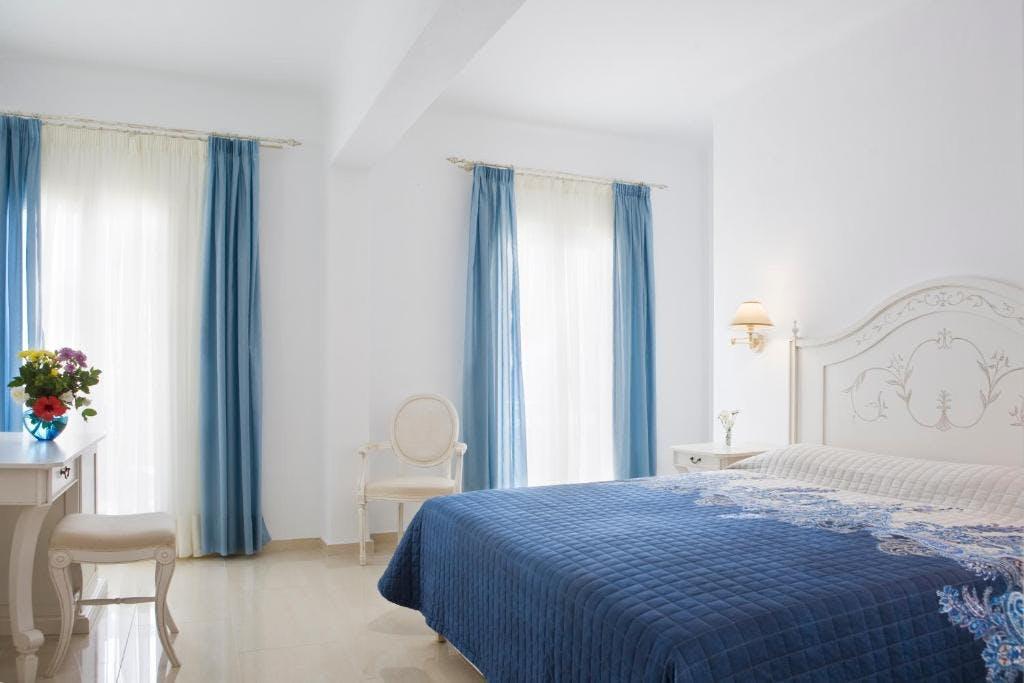 Kamari Hotel Bedroom